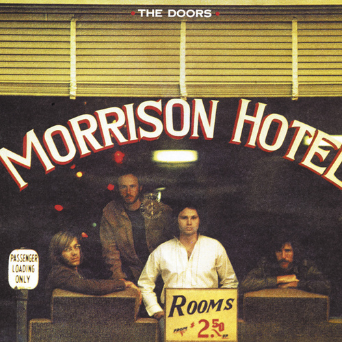 Morrison Hotel by The Doors