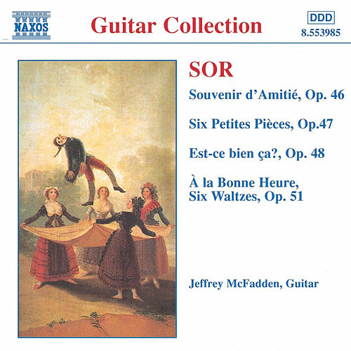 Play & Download Guitar Music Opp. 46 - 48, 50 and 51 by Fernando Sor   Napster