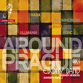 Play & Download Around Prague by Ebony Band | Napster