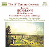Play & Download HOFMANN: Violin Concertos by Lorraine McAslan | Napster
