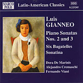 Play & Download GIANNEO: Piano Sonatas Nos. 2 and 3 / 6 Bagatelles by Various Artists | Napster