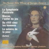 Play & Download AURIC: La Symphonie Pastorale / Macao, L'Enfer du jeu by Slovak Radio Symphony Orchestra | Napster