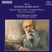 Play & Download Night on Mount Triglav - Pan Voyevoda by Nikolai Rimsky-Korsakov | Napster