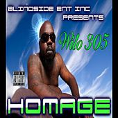 Homage by Wilo