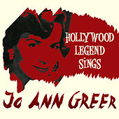 Hollywood Legend Sings by Jo Ann Greer