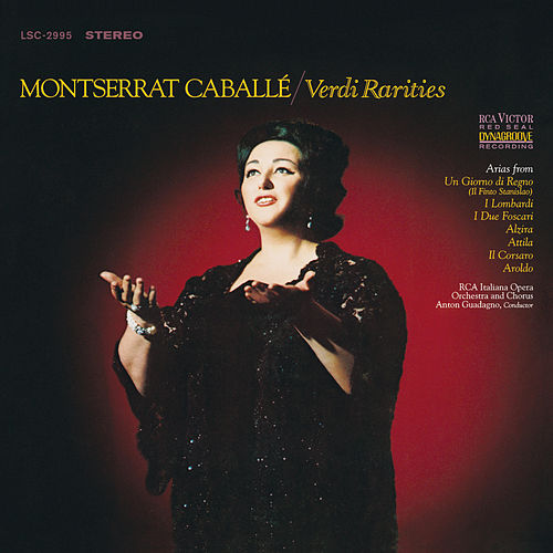 Play & Download Verdi Rarities by Montserrat Caballé | Napster