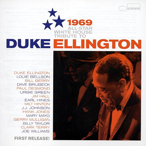 1969 All-Star White House Tribute... by Duke Ellington