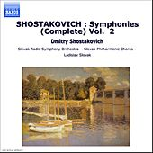 Play & Download SHOSTAKOVICH : Symphonies (Complete) Vol.  2 by Various Artists | Napster