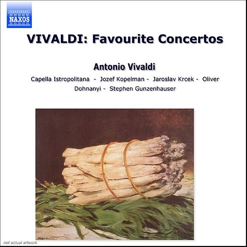 VIVALDI: Favourite Concertos by Various Artists