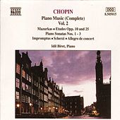 CHOPIN : Complete Piano Music Vol.  2 by Idil Biret