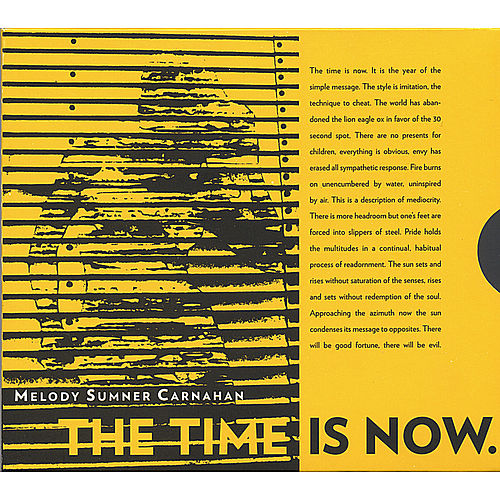 Play & Download The Time Is Now. by Various Artists | Napster