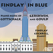 Findlay in Blue by Findlay Cockrell