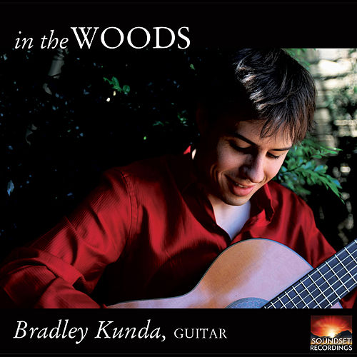 In the Woods by Bradley Kunda