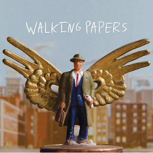 Play & Download Walking Papers by Walking Papers | Napster
