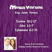 Mega Verses (King James Version) by Tommy