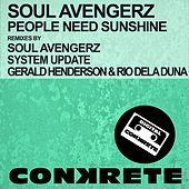 People Need Sunshine by Soul Avengerz