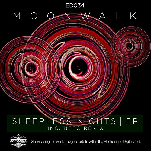 Play & Download Sleepless Nights - Single by Moonwalk | Napster