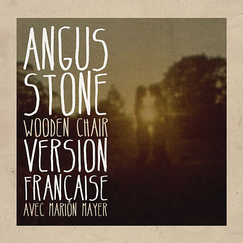 Wooden Chair by Angus & Julia Stone