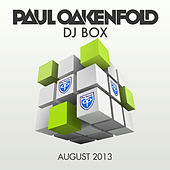 Play & Download DJ Box - August 2013 by Various Artists | Napster