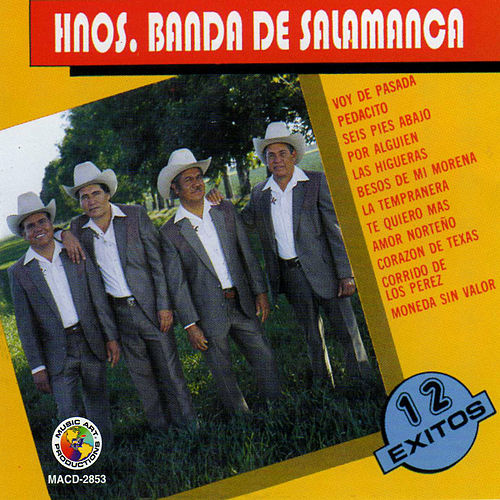 Play & Download Puro Norteno by Los Hermanos Banda De Salamanca | Napster
