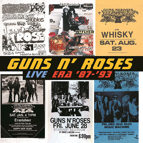 Play & Download Live Era '87-'93 by Guns N' Roses | Napster