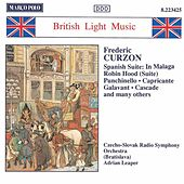 Play & Download CURZON: In Malaga / Robin Hood  / Punchinello by Various Artists | Napster