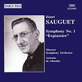Play & Download SAUGUET: Symphony No. 1 by Moscow Symphony Orchestra | Napster