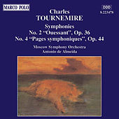 Play & Download TOURNEMIRE: Symphonies Nos. 2 and 4 by Moscow Symphony Orchestra | Napster