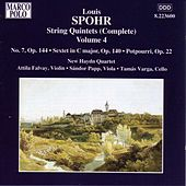 Play & Download SPOHR: String Quintet No. 7 / String Sextet Op. 140 / Potpourri by New Haydn Quartet | Napster