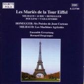 Play & Download LES SIX: Maries de la Tour Eiffel (Les) by Various Artists | Napster