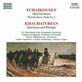 Play & Download TCHAIKOVSKY: 1812 Overture / KHACHATURIAN: Spartacus by Various Artists | Napster
