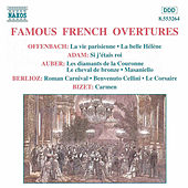 Famous French Overtures by Various Artists