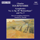 Play & Download TOURNEMIRE: Symphonies Nos. 1 and 5 by Moscow Symphony Orchestra | Napster