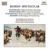 Russian Spectacular by Various Artists