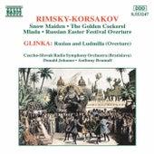 RIMSKY-KORSAKOV: Snow Maiden / GLINKA: Overture by Slovak Radio Symphony Orchestra