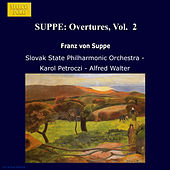 SUPPE: Overtures, Vol.  2 by Slovak Philharmonic Orchestra