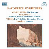 VARIOUS : Favourite Overtures by Various Artists