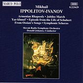 Play & Download IPPOLITOV-IVANOV: Spring Overture / Three Musical Taxbleaux by Various Artists | Napster