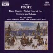 Play & Download FOOTE: Piano Quartet / String Quartet No. 1 by Da Vinci Quartet | Napster