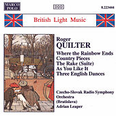QUILTER: Where the Rainbow Ends / Country Pieces by Slovak Radio Symphony Orchestra