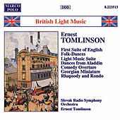 Play & Download TOMLINSON: First Suite of English Folk-Dances by Various Artists | Napster