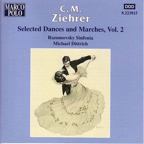 ZIEHRER: Selected Dances and Marches, Vol.  2 by Razumovsky Symphony Orchestra