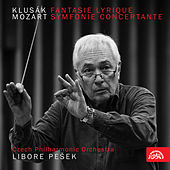 Play & Download Klusák: Fantasie Lyrique - Mozart: Symfonie Concertante by Czech Philharmonic Orchestra | Napster