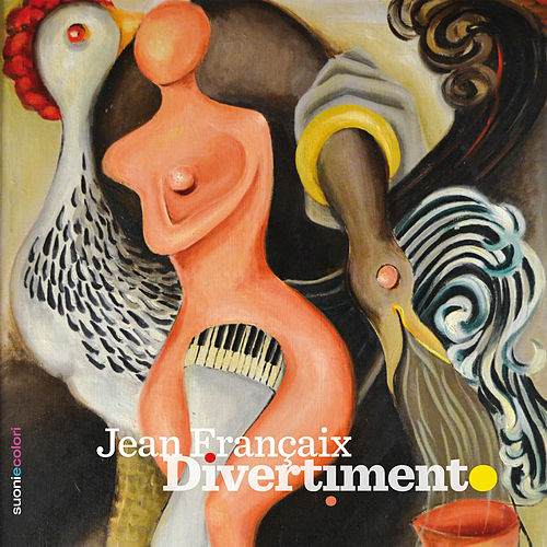 Play & Download J. Françaix: Divertimento by Various Artists | Napster