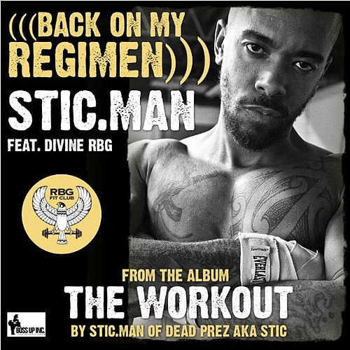 Back on My Regimen (Swole Like Tookie) [feat. Divine Rbg] by Stic.Man