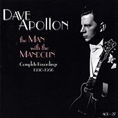 Man With The Mandolin by Dave Apollon