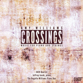 Play & Download Amy Williams: Crossings by Various Artists | Napster