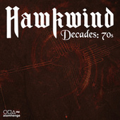 Hawkwind Decades: 70s by Various Artists