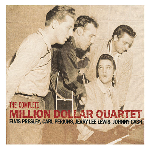 The Complete Million Dollar Quartet by Elvis Presley