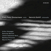 Frank-Peter Zimmermann / Heinrich Schiff by Frank Peter Zimmermann